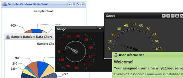 Net Dashboard & Widget Toolkit for Asp Net - Visual Studio